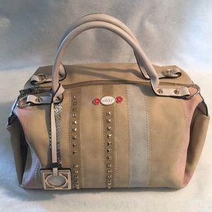 Milky handbag
